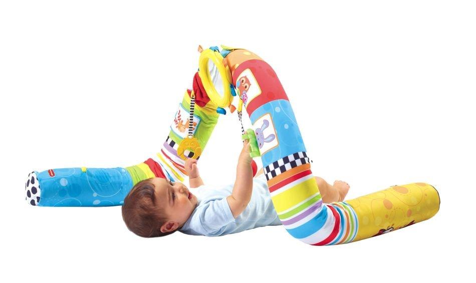 Развивающая игрушка Змейка Flexi play Tiny love 120300E001