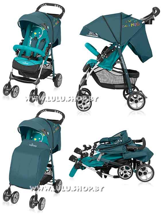 Беби дизайн мини коляска