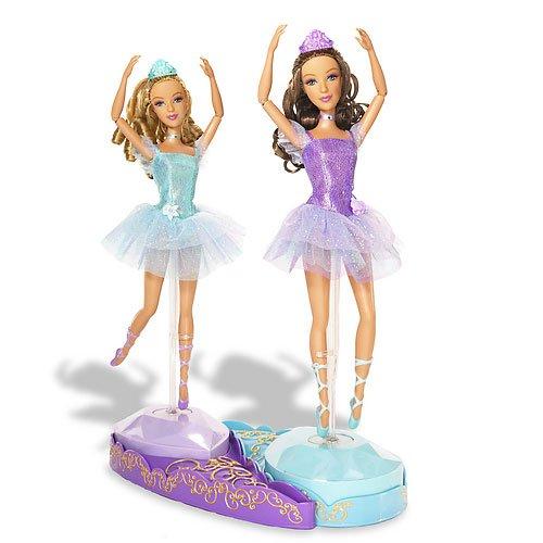 Барби 12 танцующих принцесс куклы