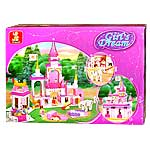 "Конструктор ""Princess Magical Castle"" - Sluban M38-B0251"