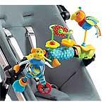 """Игрушка для детской коляски """"Island Stroller Set"""" (Tiny Love 1401800680)"""