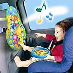 """Игровой набор-подвеска в автомобиль """"Карнавал"""" (TinyLove 4406001)"""