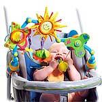 """Развивающая дуга для коляски и автокресла """"Солнечная прогулка - Sunny Stroll"""" (Tiny Love 6021001)"""