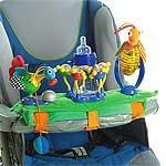 """Игровая панель для коляски с подставкой для бутылочки """"Grip and Graps"""" (Tiny Love 6022001)"""